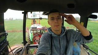 Podwórkowy Vlog #79 Dolistne nawożenie pszenżyta Kubota&Krukowiak