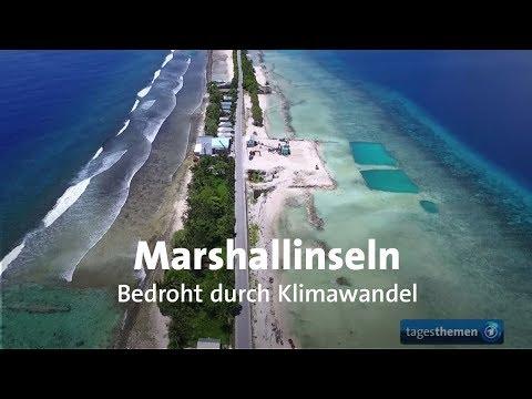 Bedrohte Marshallinseln