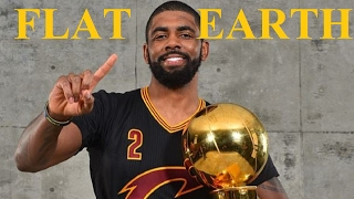 NBA Star KYRIE IRVING Radio Interview - says the Earth is Flat - Flat Earth - Mark Sargent ✅
