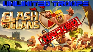 How to Hack Clash of Clans*Easy Method*Unlimited Troops and Money