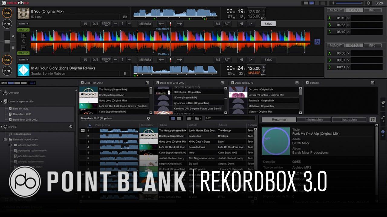 rekordbox 3