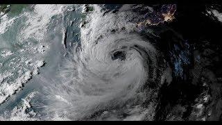 Le Japon va être frappé par la forte tempête KROSA