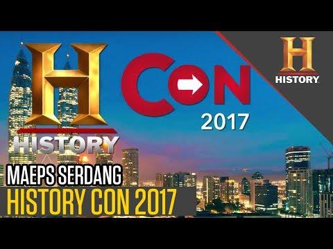 Malaysia, Let's Make HISTORY | HISTORY Con MY 2017