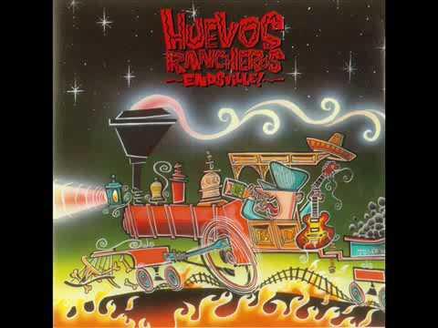 "THE HUEVOS RANCHEROS - ""Huevosaurus"""