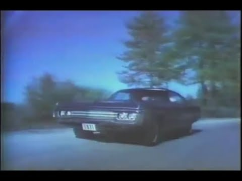 1971 Dodge Polara Commercial - Featuring Allan Melvin (clearer better color)