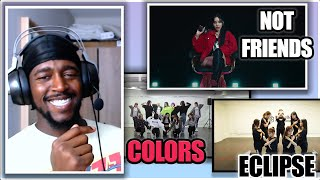 PRO DANCER REACTS TO LOONA | 이달의 소녀 _ Not Friends +  (갓세븐) -…