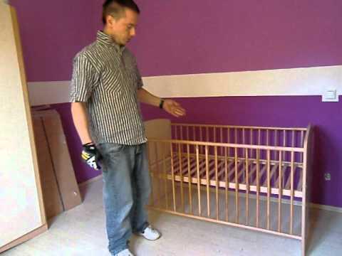 Babyzimmer Aufbau Nr.8a