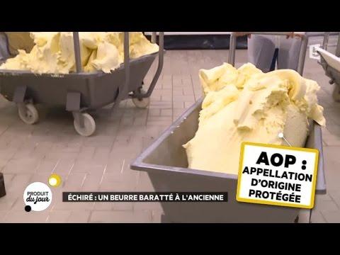 Echiré : un beurre baratté à l'ancienne from YouTube · Duration:  3 minutes 29 seconds