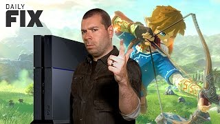 no backwards compatibility for ps4 why zelda wii u wasn t at e3 ign daily fix
