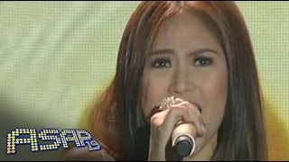 Sarah Geronimo sings Sia