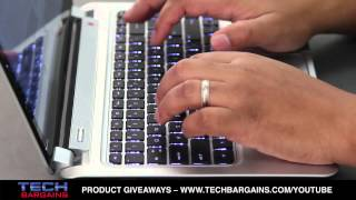 HP Envy TouchSmart Ultrabook 4 Video Review (HD)