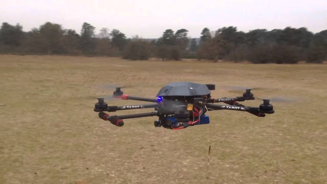 Drone tarot fy 690