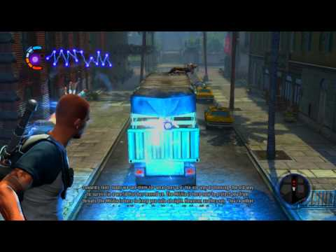 inFamous 2 100% Good Karma Walkthrough Part 24, 720p HD (NO COMMENTARY)