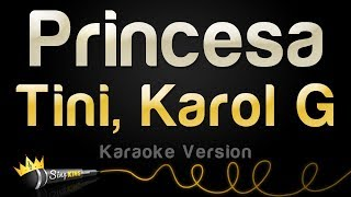 Tini Karol G Princesa Karaoke Version.mp3