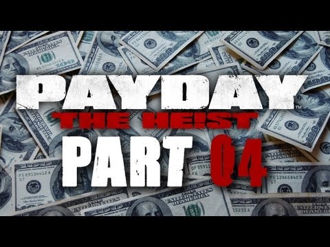Payday The Heist - Part 4 - Secret Vault of Secrecy!