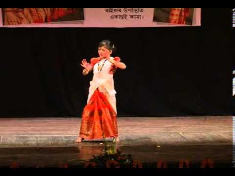 Bhupen Hazarika Song Dance by RODALI BORA_1