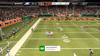 MADDEN 25 - XBOX RECORD THAT!!! - HAIL MARY TOUCHDOWN WITH 0 SECONDS LEFT!!!