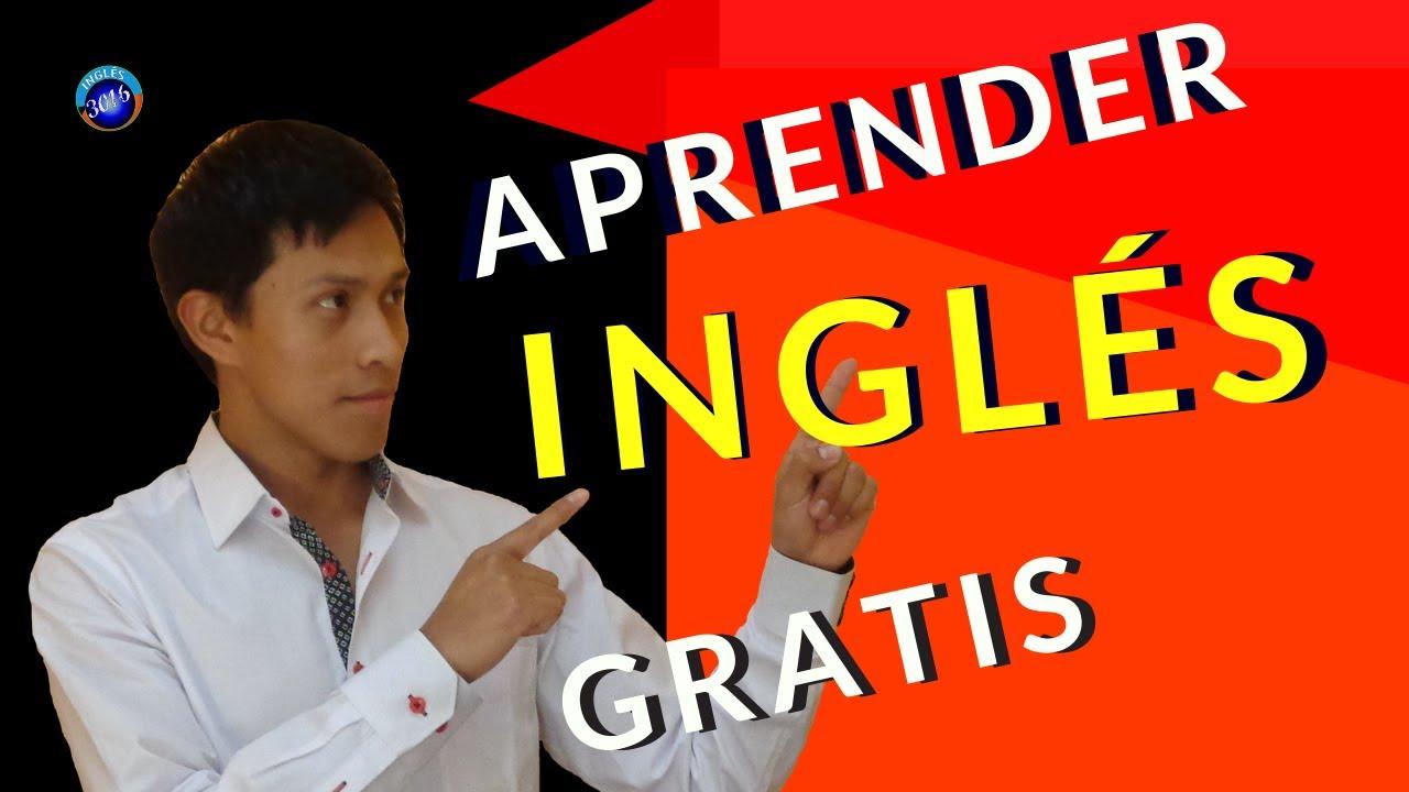 🌟🌟🌟Qué es lo principal para APRENDER INGLÉS😍 -Aprender INGLÉS GRATIS-