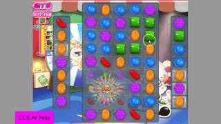 Candy Crush Saga Level 1378 NO BOOSTERS