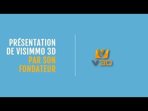 Visimmo 3D - Les Fondateurs | Investbook finance Visimmo 3D