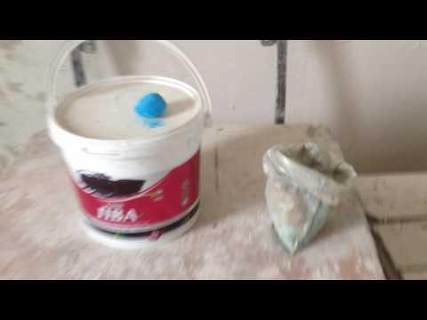 видео: Ремонт саманного дома. Беленный стены