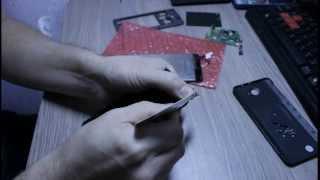 ThL W200 разборка, замена стекла, тачскрина, touchScreen Replacement, display Replacement(К сожалению у этой модели телефона очень тонкое и хрупкое стекло , и пользуясь небольшим мануалом от usnkreal..., 2013-11-19T16:42:09.000Z)