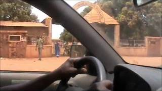 Driving Through Wau City 2011 Part 2.wmv