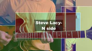 N side- Steve Lacy (APOLLO XXI) GUITAR COVER + TAB