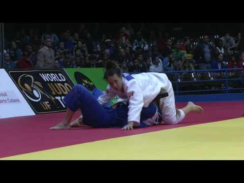 Judo Women gp cub 2016  ISR vs RUS Sankaku
