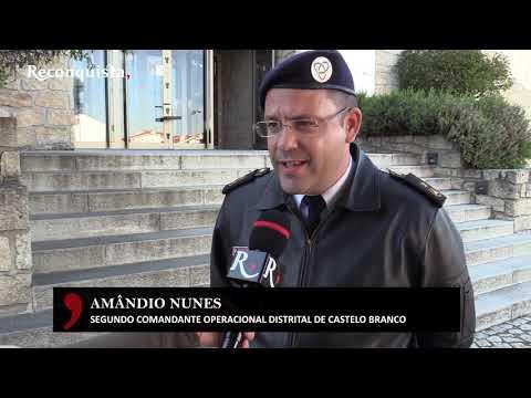 Exército testa meios em Idanha, Castelo Branco e Ródão