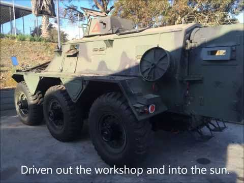 Alvis Saracen Mk6 Project Update III