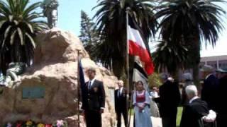 Gedenkfeier in Swakopmund
