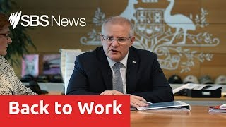 Scott Morrison reaches 76 seats to form a majority government