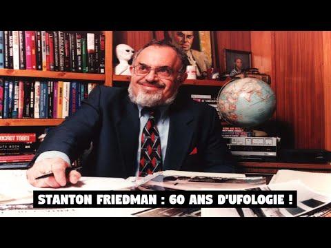 Stanton Friedman: de Roswell au Majestic 12 , 60 ans d'ufologie!