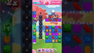 Candy Crush Saga Level 1511 - No Boosters