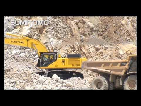 Sumitomo SH700 Backhoe Excavator Philippines