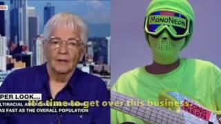 "MonoNeon: Jane Elliott (Anti-Racism Activist) ""WE HATE BECAUSE WE'RE IGNORANT"""