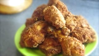 HOW TO COOK  REAL JAMAICAN FRIED CHICKEN RECIPE 2015