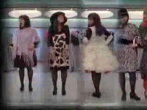 Ugly Betty Season 2 music video
