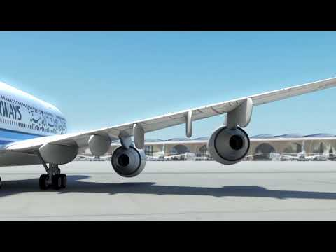 New Kuwait International Airport Passenger Terminal-2