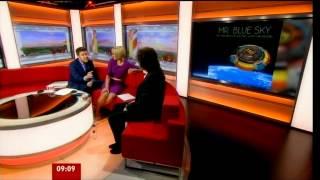 Jeff Lynne - Breakfast TV Interview - 5th October 2012