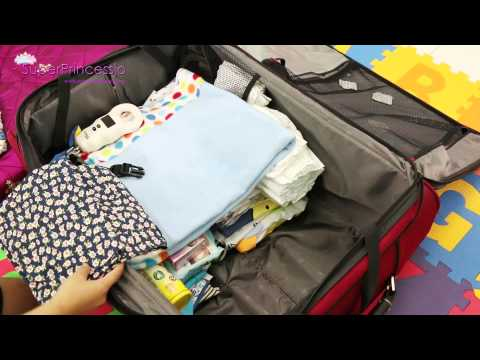 How To Pack A Suitcase For Family Travel  | SuperPrincessjo