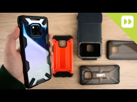 Best Huawei Mate 20 Pro Protective Cases