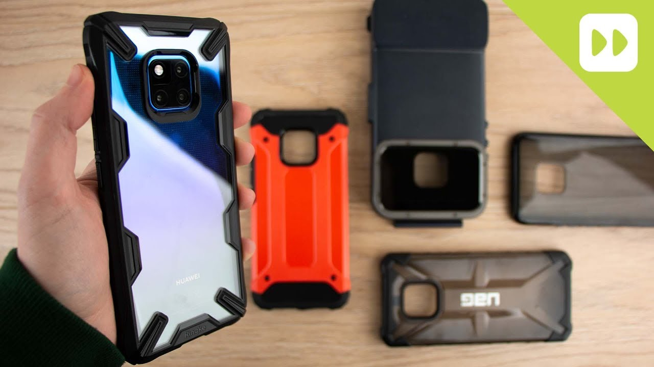 new products 1f257 504a1 Best Huawei Mate 20 Pro Protective Cases