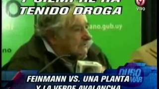 DURO DE DOMAR - CERRUTI LA PLATA DE MARIHUANA Y LA FURIA DE FEINMANN 22-11-12