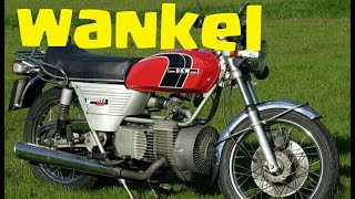 Wankel Rotary Engine Motorcycles