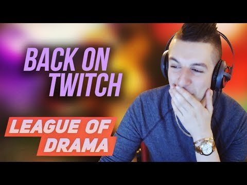 Gross Gore unbanned from Twitch (AGAIN) and streaming today (EXPLAINED) - Was Valkrin viewbotting?
