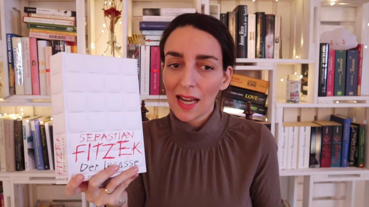Download Buchvorstellung   Sebastian Fitzek-Der Insasse   SPOILER   Enttäuscht