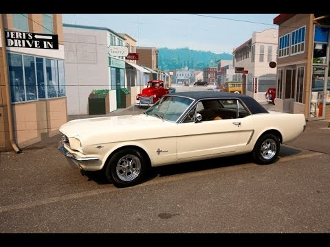 1965 Ford Mustang CP  289 V-8 AT. PS. SOLD  Drager's International Classic Sales  206-533-9600
