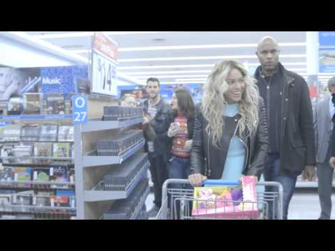 Beyonce at Tewksbury Walmart